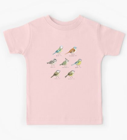 The Tit Family Kids Tee