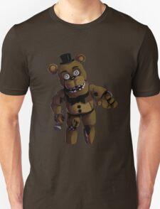 FNAF 2 Withered Freddy Fazbear Unisex T-Shirt