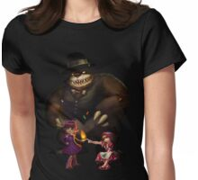 Annie - The Dark Child Womens Fitted T-Shirt