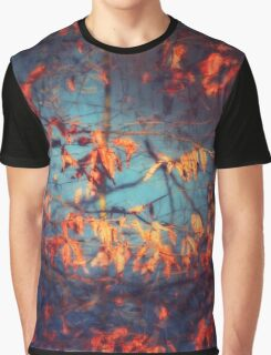 abstract leaves Graphic T-Shirt