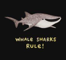 Whale Sharks Rule! One Piece - Short Sleeve