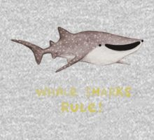 Whale Sharks Rule! Kids Clothes