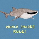 Whale Sharks Rule! by Sophie Corrigan
