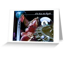 Take the Eight Greeting Card