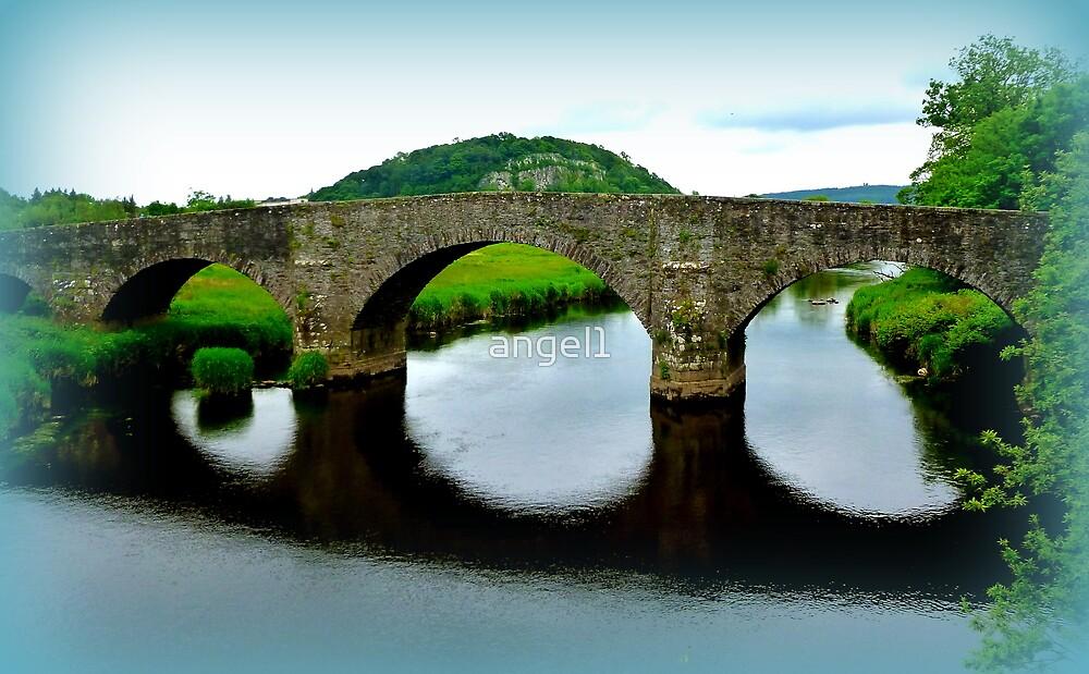 Drip Bridge by ©The Creative  Minds