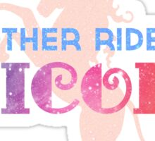 My Other Ride is a Unicorn Sticker