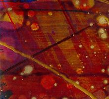 Mickey's Triptych - Cosmos II by © Angela L Walker