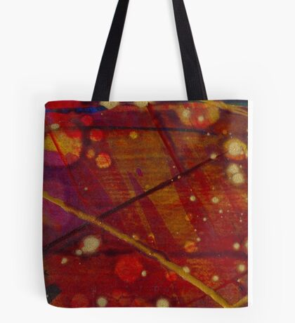 Mickey's Triptych - Cosmos II Tote Bag