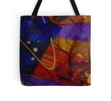 Mickey's Triptych - Cosmos III Tote Bag