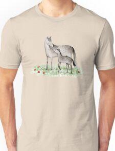 Mare & Foal Unisex T-Shirt
