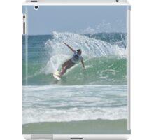 Surfing - Roxy Pro 2012 - Gold Coast iPad Case/Skin