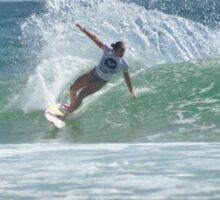 Surfing - Roxy Pro 2012 - Gold Coast Sticker
