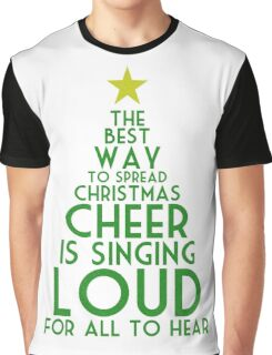 Spread Christmas Cheer Graphic T-Shirt