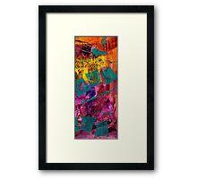 Courageous Journey III Framed Print