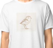 Piping Plover Chick Classic T-Shirt