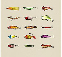 Lures Photographic Print