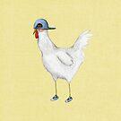 Spring Chicken by Sophie Corrigan