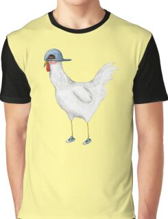 Spring Chicken Graphic T-Shirt