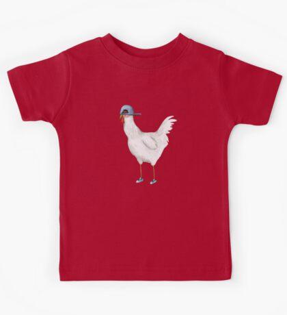 Spring Chicken Kids Tee