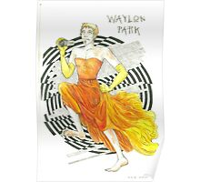 Run, Waylon, Run Poster