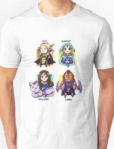 Team Unisex T-Shirt