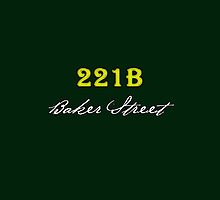 221B Baker Street - iPhone/iPod version by allie26