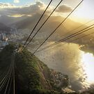 View from the Sugar Loaf #2 by Nicolas Noyes