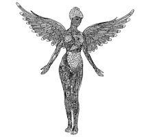 Nirvana Angel Photographic Print