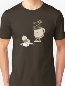 Death of a Non Dairy Creamer Unisex T-Shirt
