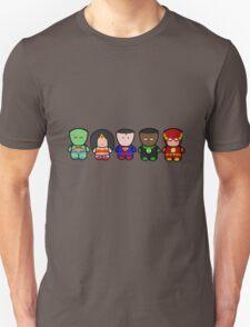Justice League Chibi T-Shirt