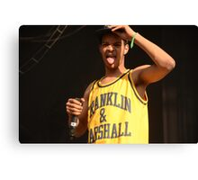 Rizzle kicks Canvas Print