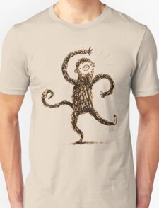Silly Monkey! Unisex T-Shirt
