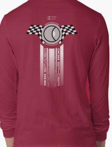 Steve McQueen 12 Hours of Sebring 1970 Team Tribute Long Sleeve T-Shirt