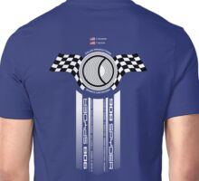 Steve McQueen 12 Hours of Sebring 1970 Team Tribute Unisex T-Shirt