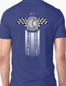 Steve McQueen 12 Hours of Sebring 1970 Team Tribute T-Shirt