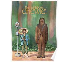My Neighbour Chewie Poster