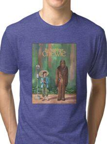 My Neighbour Chewie Tri-blend T-Shirt