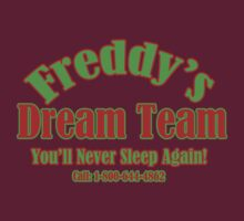 Freddy's Dream Team by inu14
