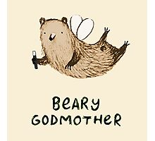 Beary Godmother Photographic Print