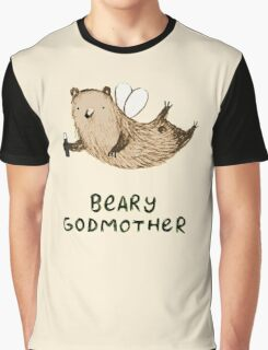 Beary Godmother Graphic T-Shirt