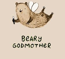 Beary Godmother Womens Fitted T-Shirt