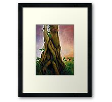 TreeNess Framed Print
