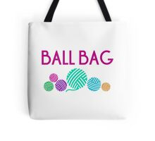 Ball Bag Tote Bag