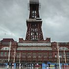 Blackpool Tower by TheWalkerTouch