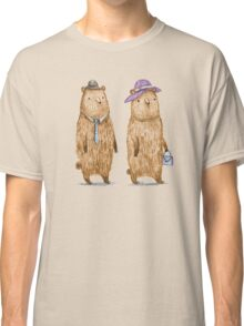 Bear Couple Classic T-Shirt