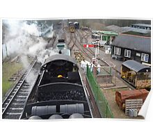Watercress Steam Railway Poster