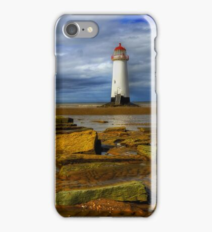 iPhone Case of The Abandoned Lighthouse iPhone Case/Skin