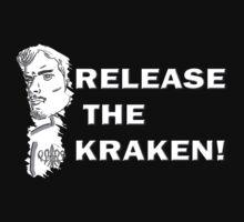 Release the Kraken T-Shirt by Bloodysender