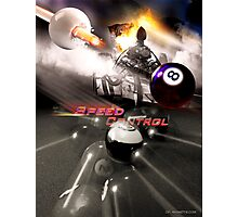 Speed Control Photographic Print