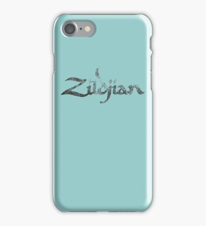 Zildjian (Vintage) iPhone Case/Skin